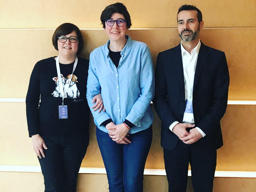 Reunión con Pilar Lima, diputada de las Cortes Valencianas